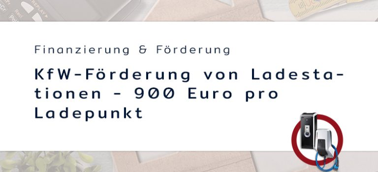 Finanzierung_KfW-Ladestationen